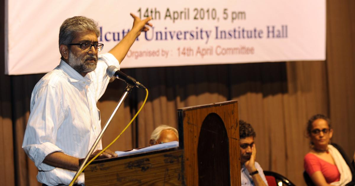 Bhima Koregaon case: Court rejects Gautam Navlakha's anticipatory bail, interim protection pleas