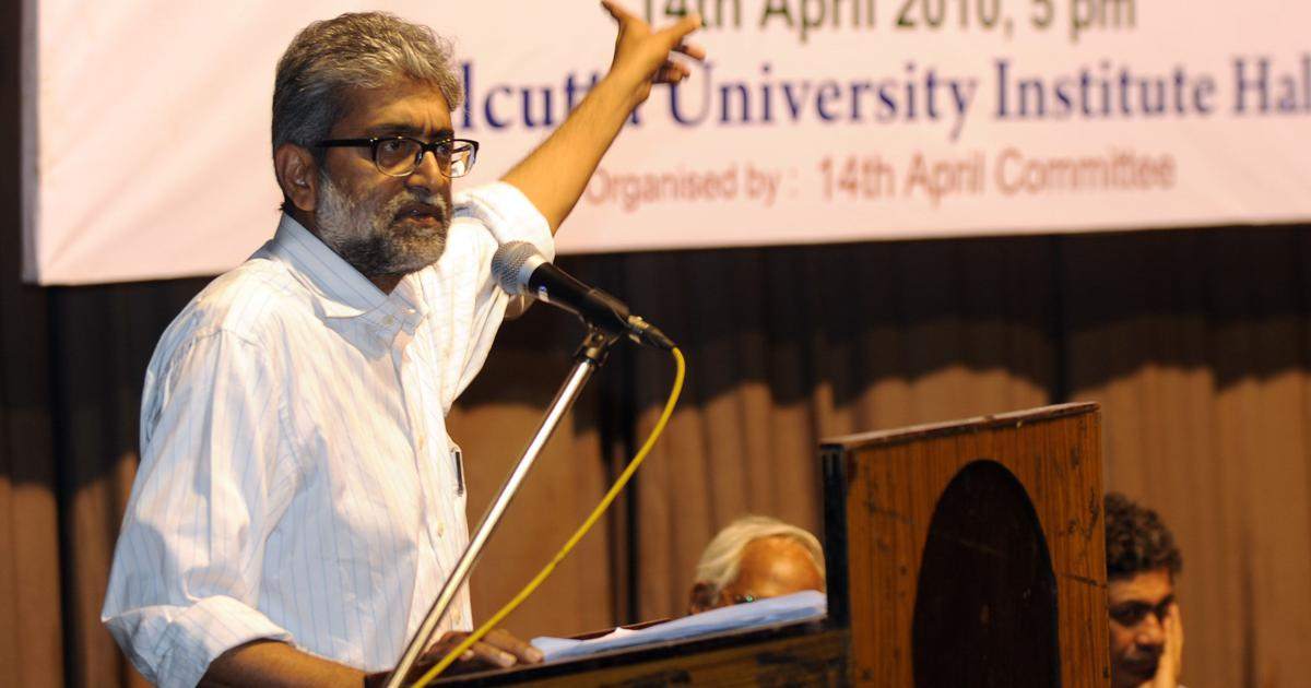 '350 inmates in six rooms': Activist Gautam Navlakha kept in deplorable conditions, says partner