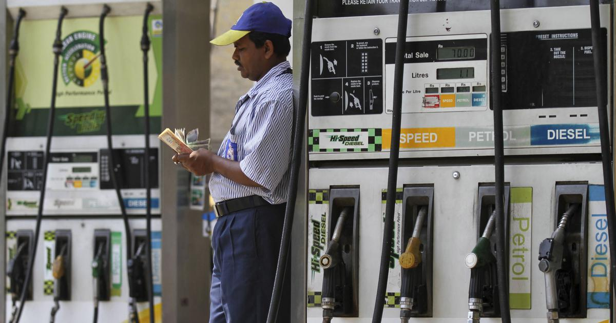 Petrol Touches New High In Delhi, Crosses Rs 91 Mark In Mumbai