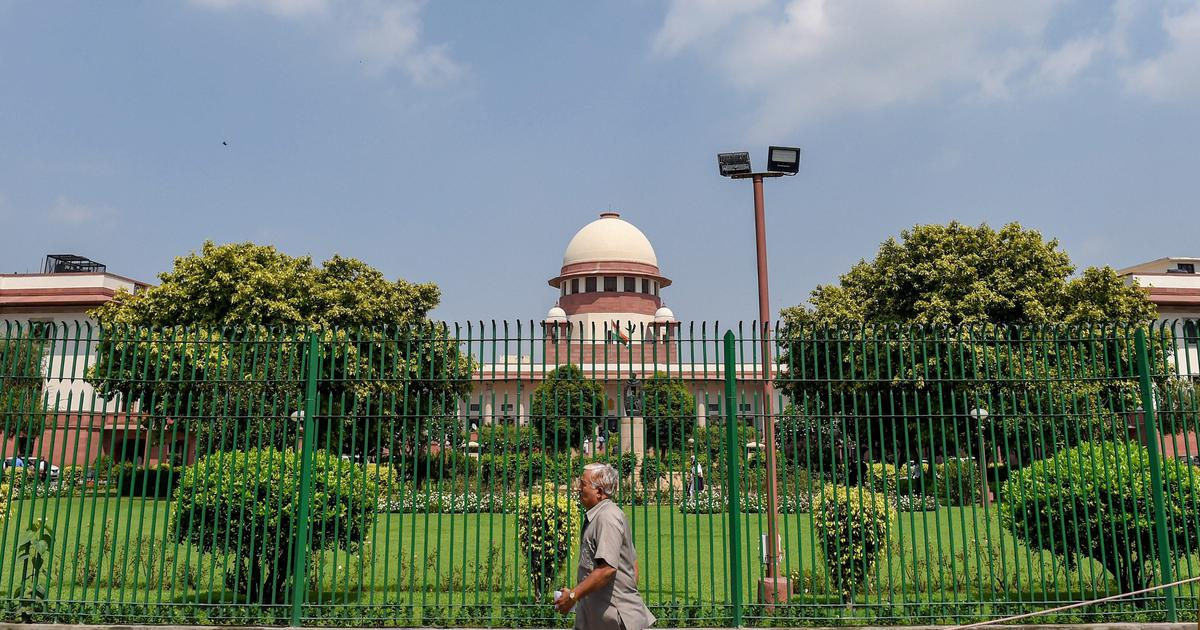 SC collegium recalls proposal to elevate lawyer to Allahabad HC after Centre's repeated objection