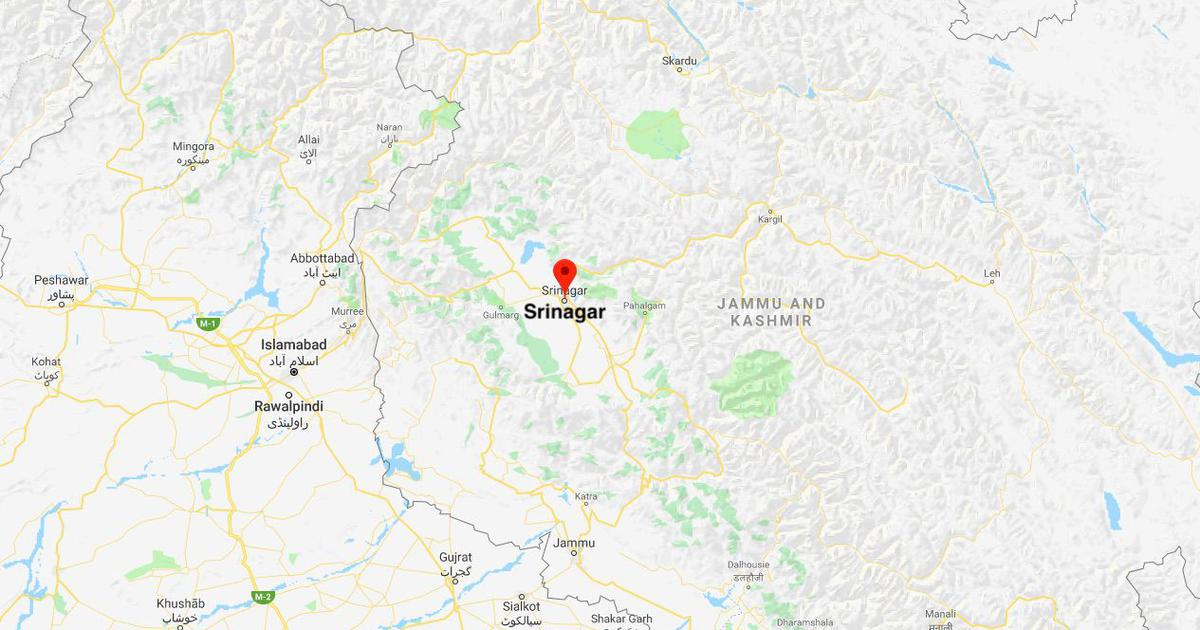 Jammu and Kashmir: Editor of Urdu newspaper arrested in Srinagar in 27-year-old case