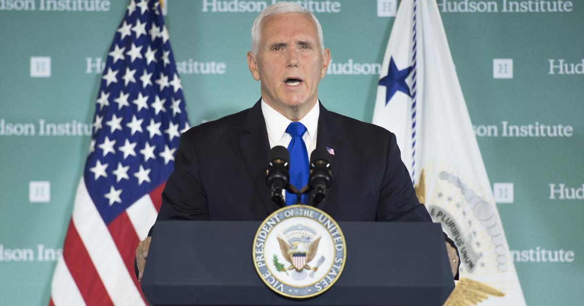 United States Vice President Mike Pence to meet Narendra Modi next week