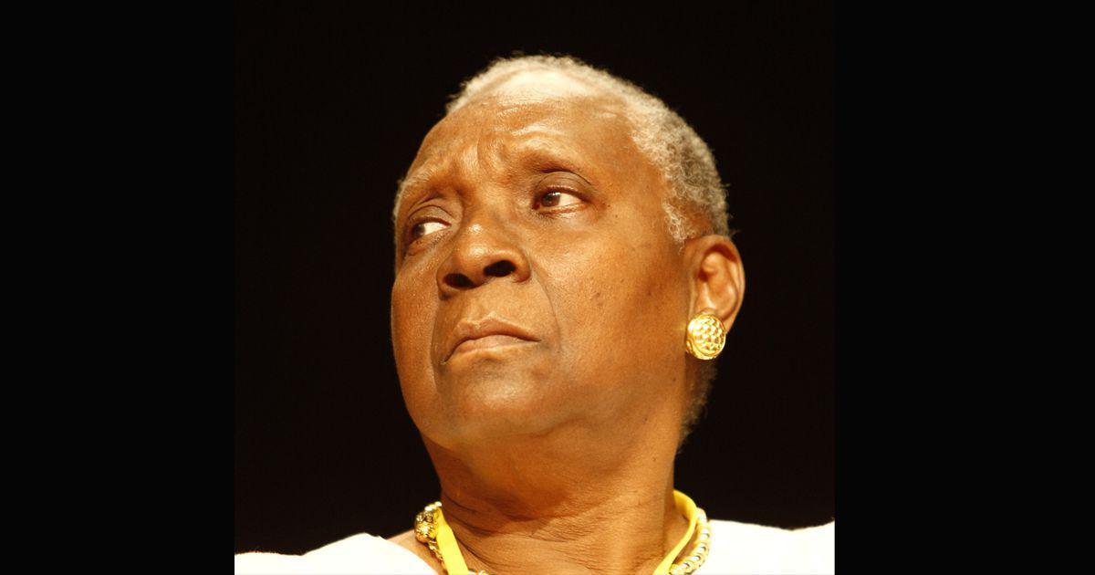 Guadeloupean writer Maryse Condé wins 'Alternative Literature Nobel'
