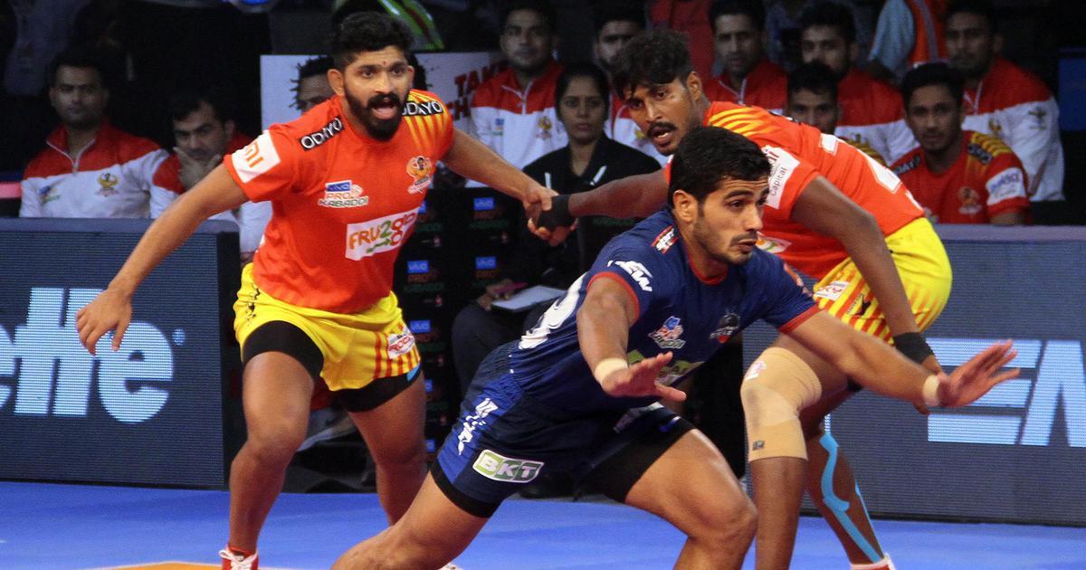 PKL: Monu Goyat, Kuldeep Singh star in Haryana Steelars's win over Gujarat Fortunegiants