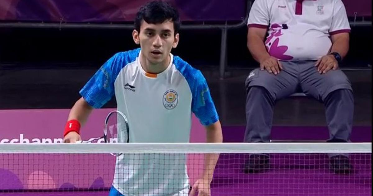 Youth Olympics badminton: Lakshya Sen wins silver after straight-games defeat in the final
