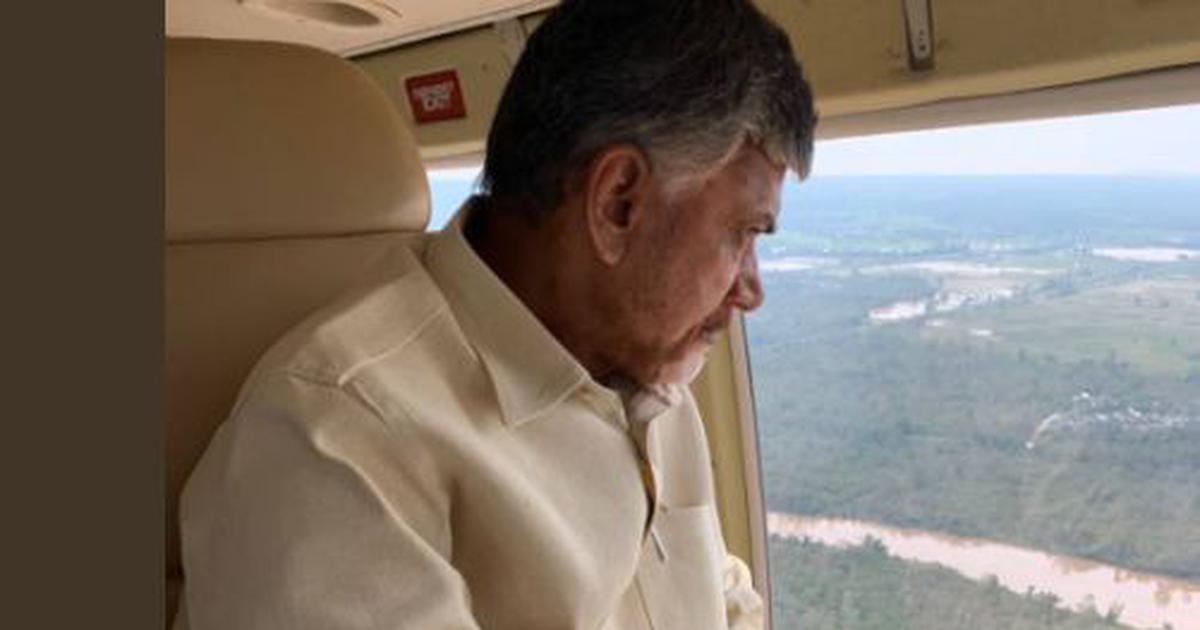 Cyclone Titli: Andhra Pradesh CM Chandrababu Naidu seeks Rs 1,200 crore from Centre for relief work