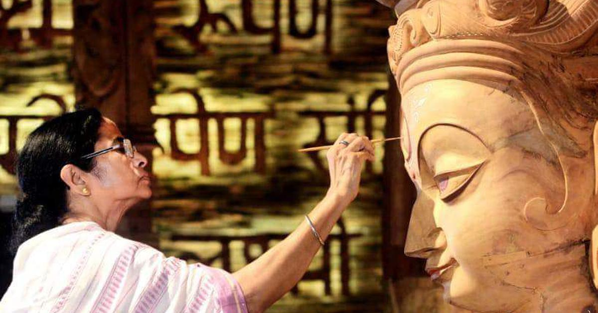 How Durga Puja became critical to Mamata Banerjee's Hindu versus Muslim appeasement balancing act