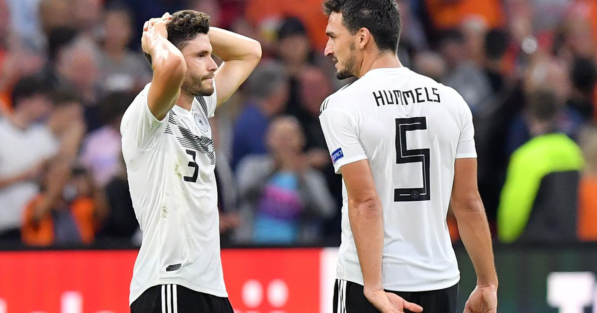 Just unbelievable: Gemrany defender Mats Hummels hits out at 'unjustifiable' axe by Joachim Loew