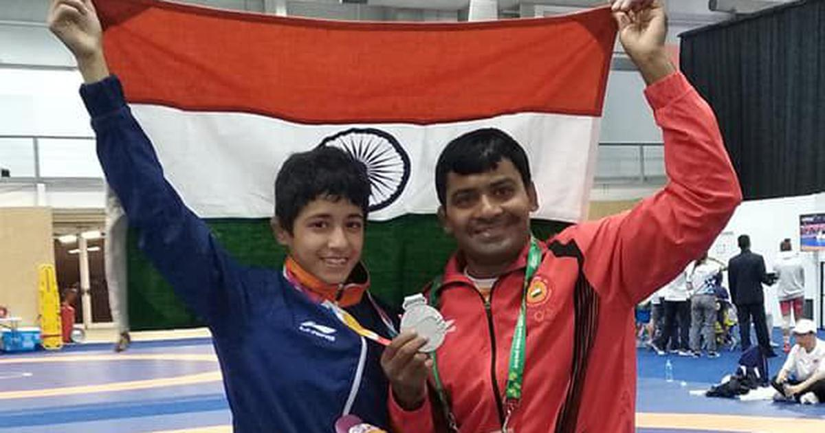 Simran: Gymnast, badminton player, actor and now a Youth Olympics silver medallist wrestler