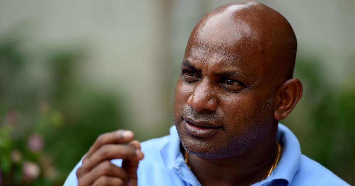 Sri Lanka's Sanath Jayasuriya charged with ICC breach