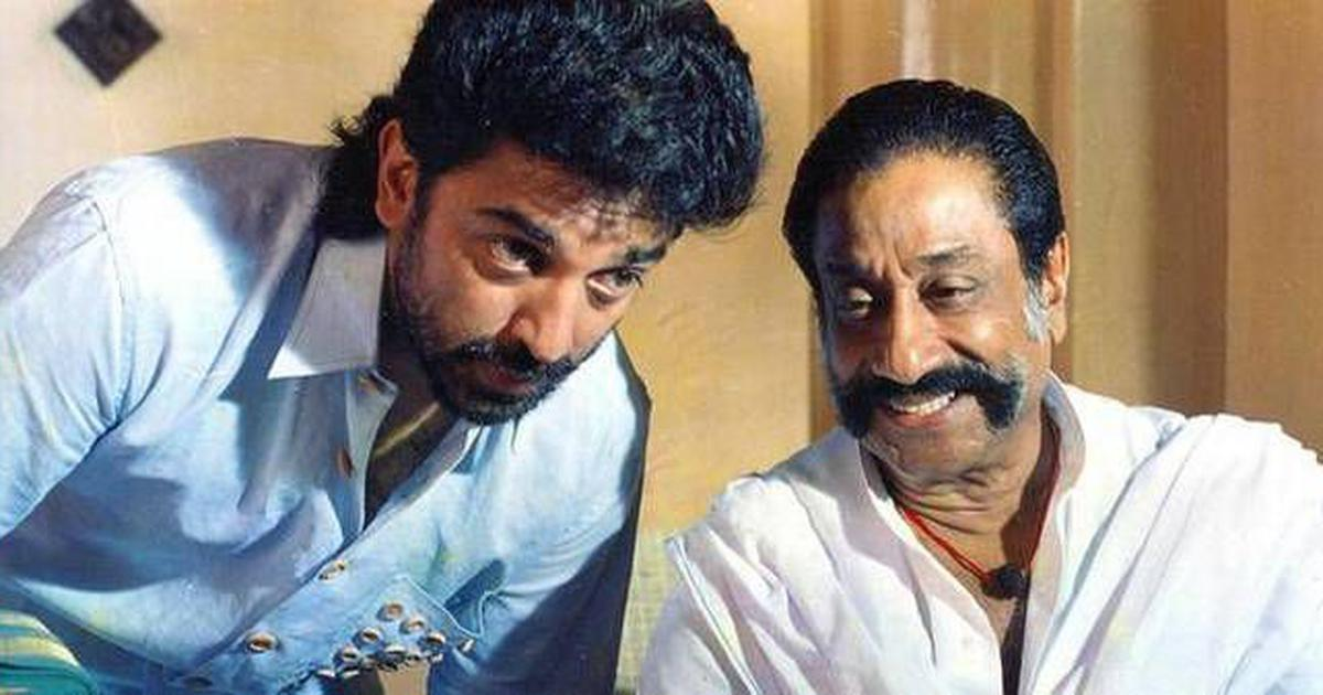 Kamal Haasan announces a sequel to 'Thevar Magan': Report