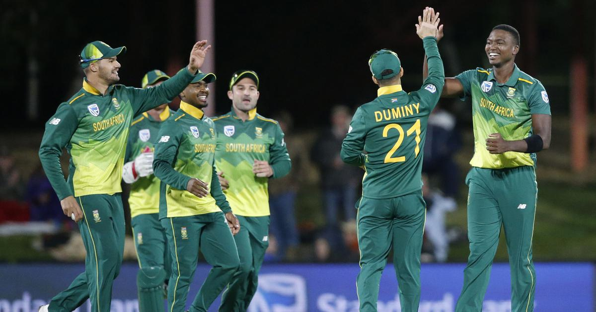 With An Eye On 2019 World Cup South Africa Prepare For