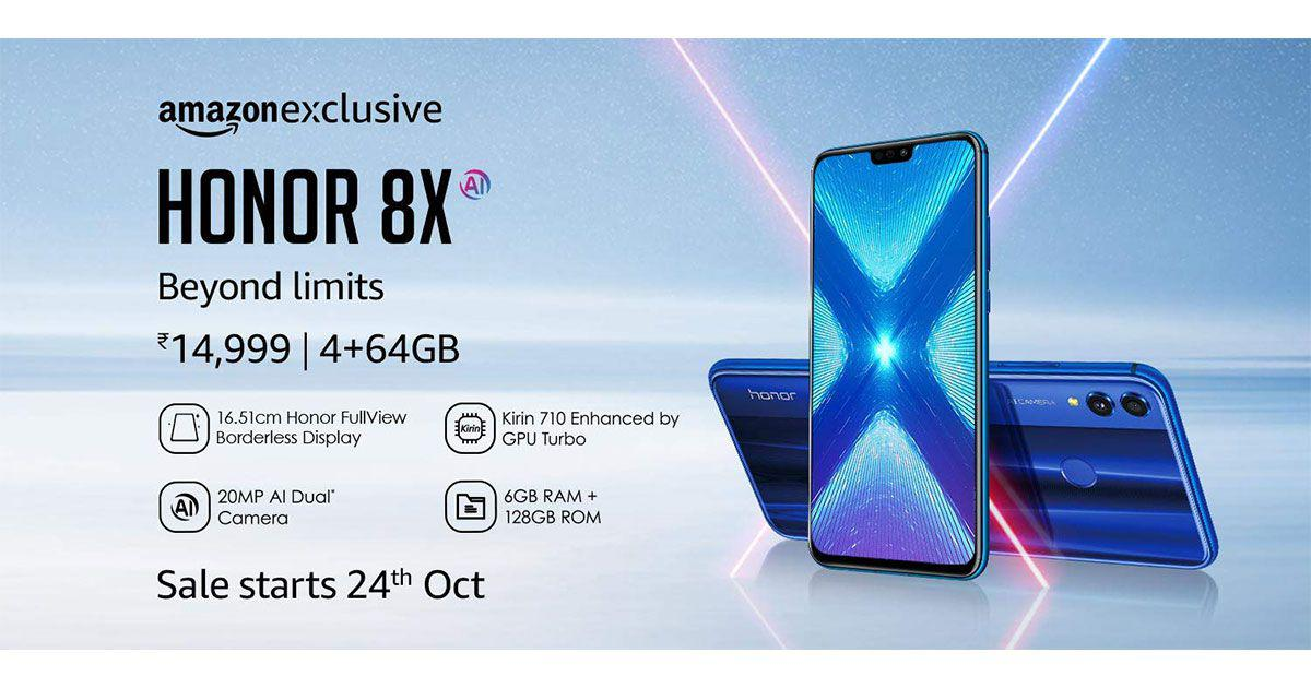 Huawei Honor 8x Max Price In India - Espaço-Casa com