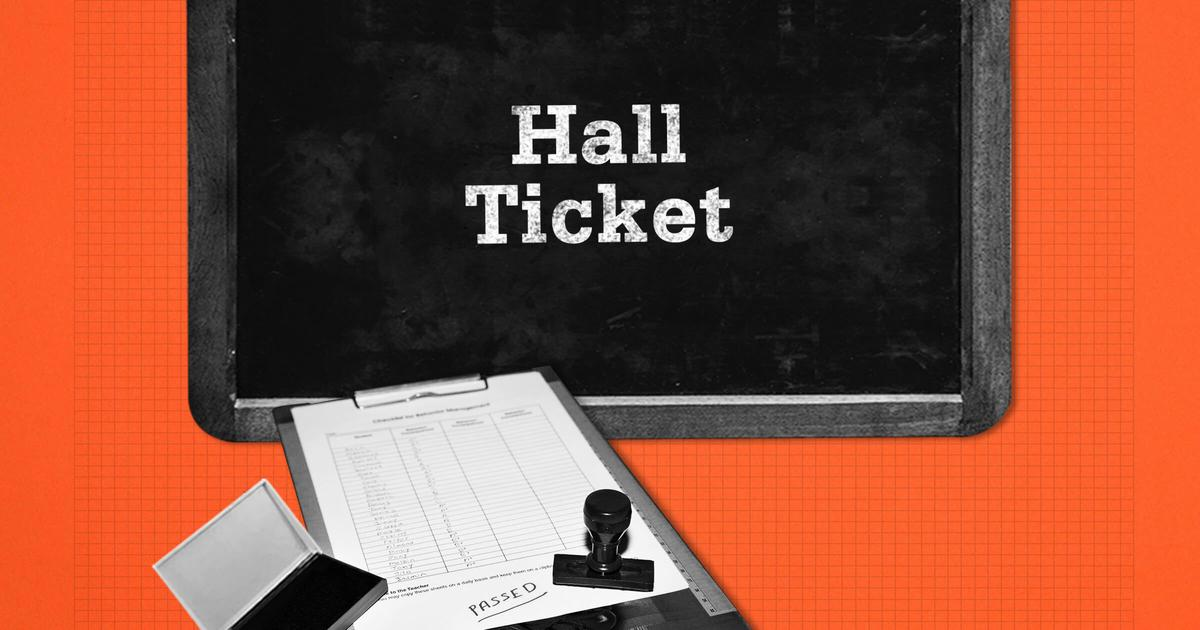 TNOU 2019 TEE hall ticket issued; download from tnou.ac.in