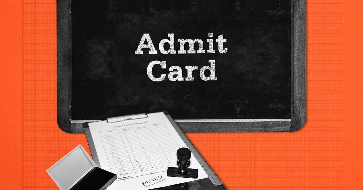 MP TET 2018: Middle School TET admit card released; check at peb.mp.gov.in