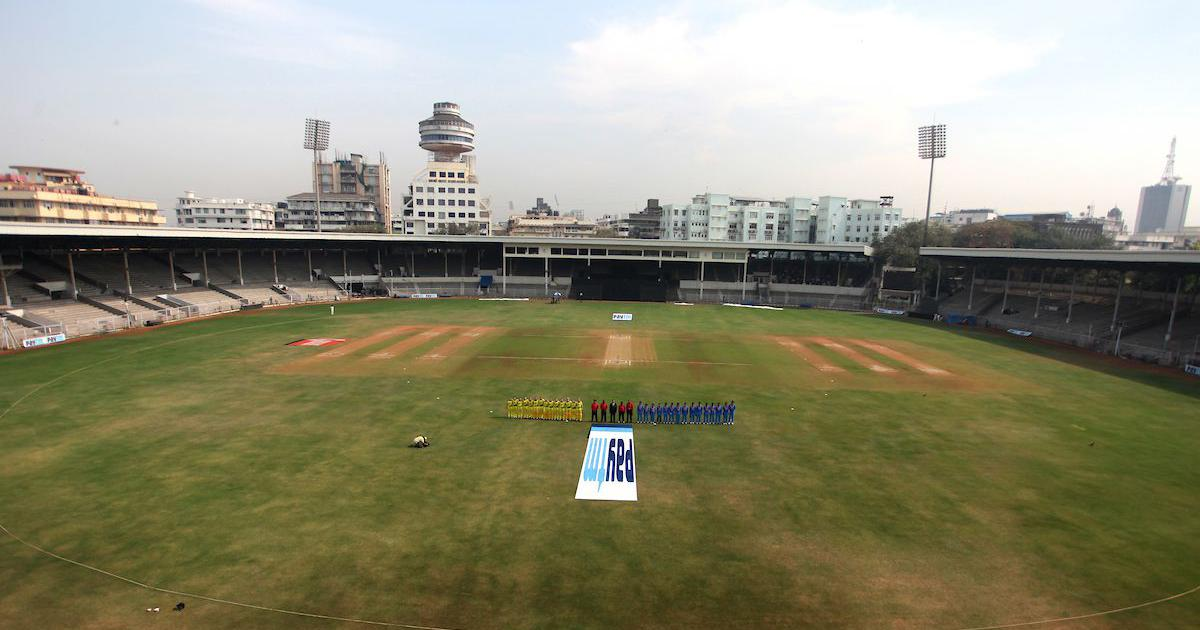 MCA members move court after BCCI opts for Brabourne Stadium to host India-West Indies ODI