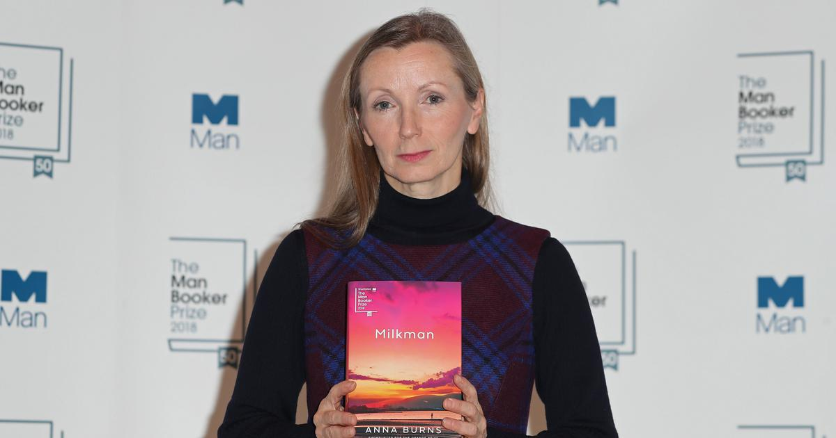 Anna Burns becomes the first author from Northern Ireland to win Man Booker Prize