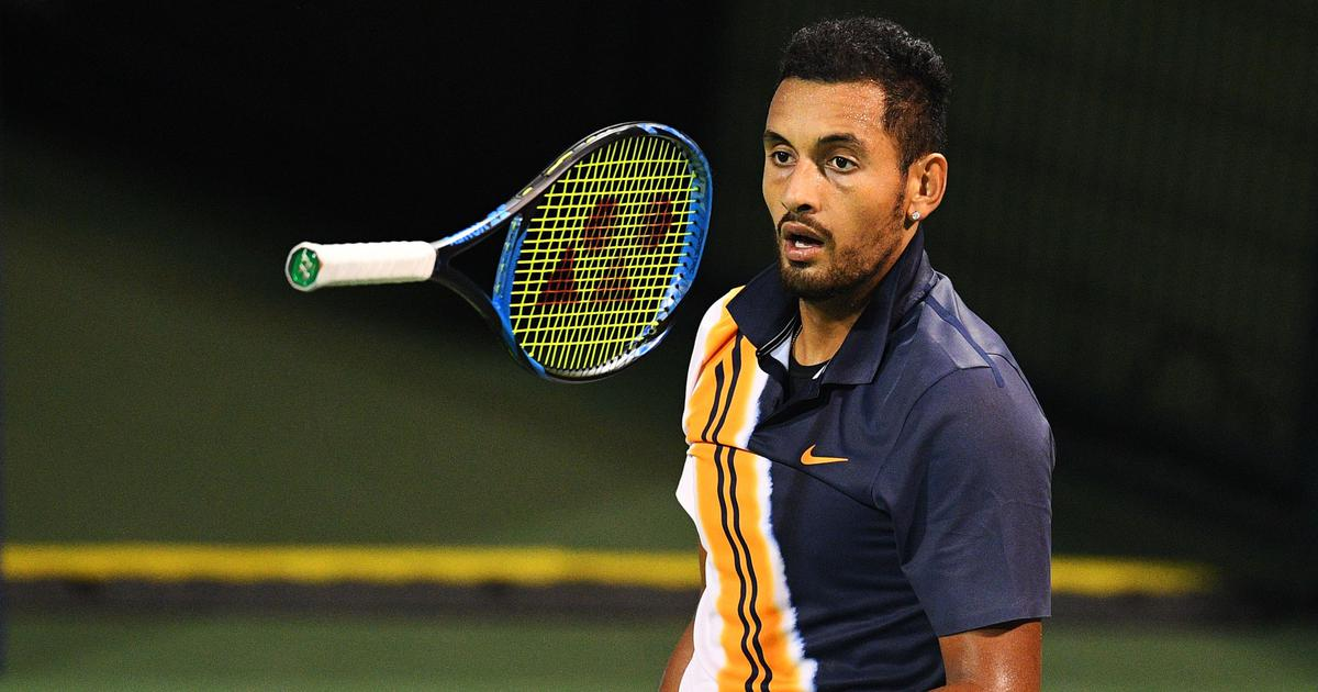 Tennis: Nick Kyrgios fined $113000, could face suspension over meltdown at Cincinnati Masters
