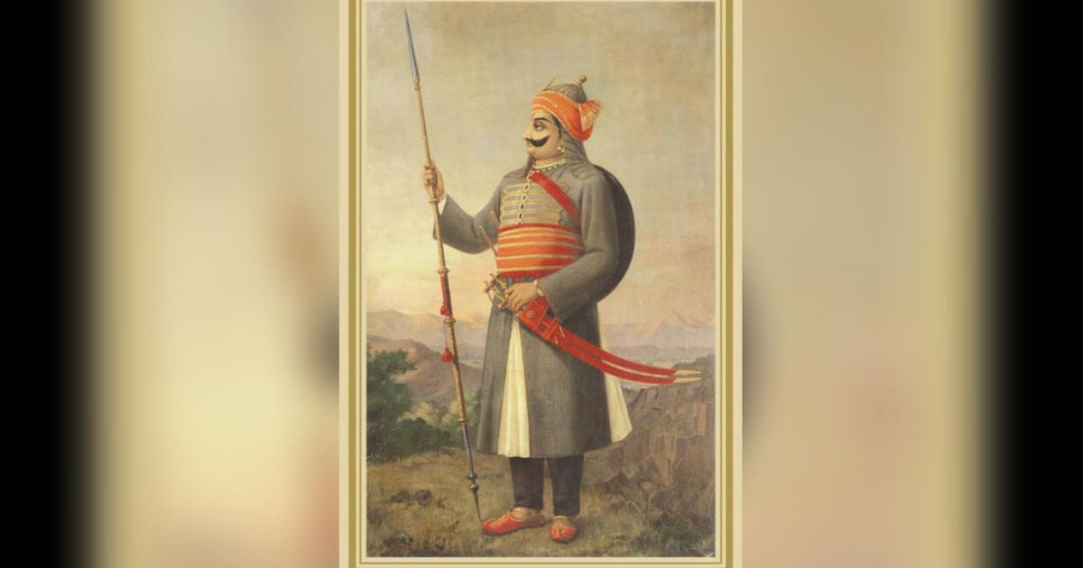 How did Maharana Pratap's childhood prepare him to be a king? A new book looks beyond the battles