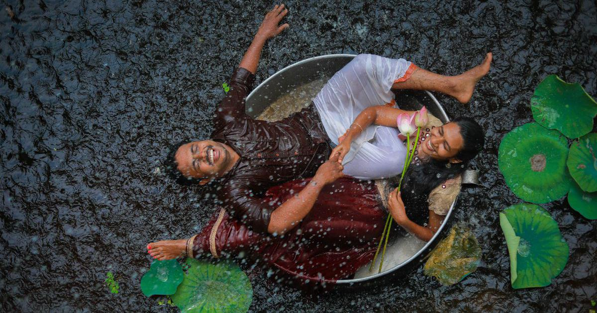 Fake rain and eight-hour shoots: Wedding photography in Kerala is all about going viral
