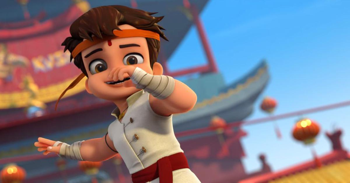 'Chhota Bheem Kung Fu Dhamaka' trailer: Bheem and friends go to China