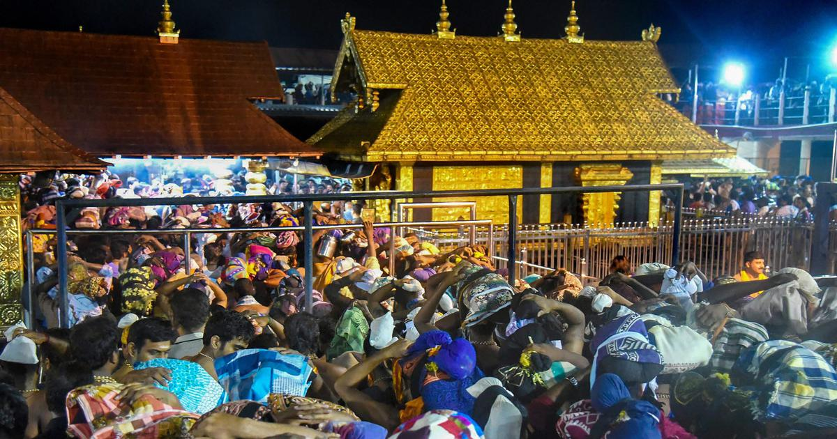 Twist in Sabarimala tale: Kerala's Mala Araya Adivasi tribe claims ownership of the hill shrine