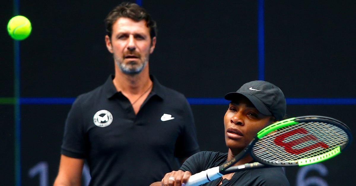 US Open: Despite last year's row, Serena's coach Mouratoglou ready to gesture from the box again