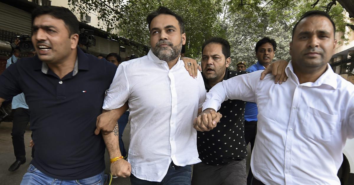 Delhi hotel brawl: Court dismisses bail plea of BSP leader's son