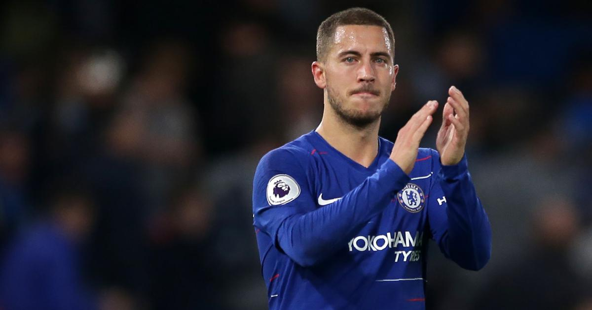 'It's up to Hazard if he wants to renew or not': Chelsea manager Sarri says contract is on the table