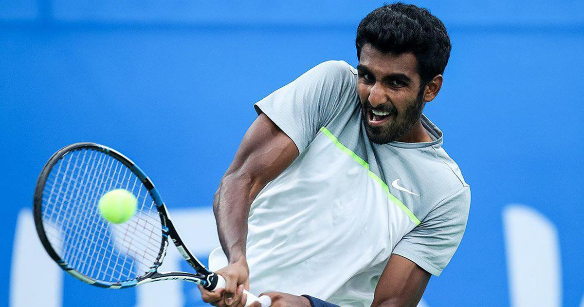 Breakthrough run at Indian Wells takes Prajnesh Gunneswaran to career-high 84 in ATP rankings