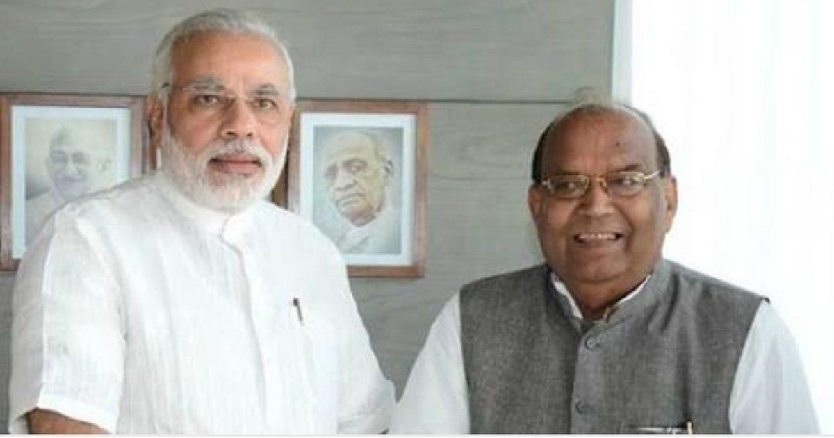 BJP's Lok Sabha member Bhola Singh dies at 82