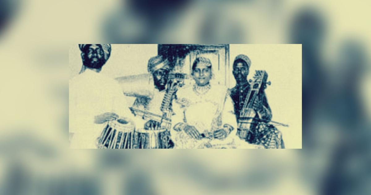 Fiction does justice to the remarkable life of the singer Janki Bai in a way that history has not