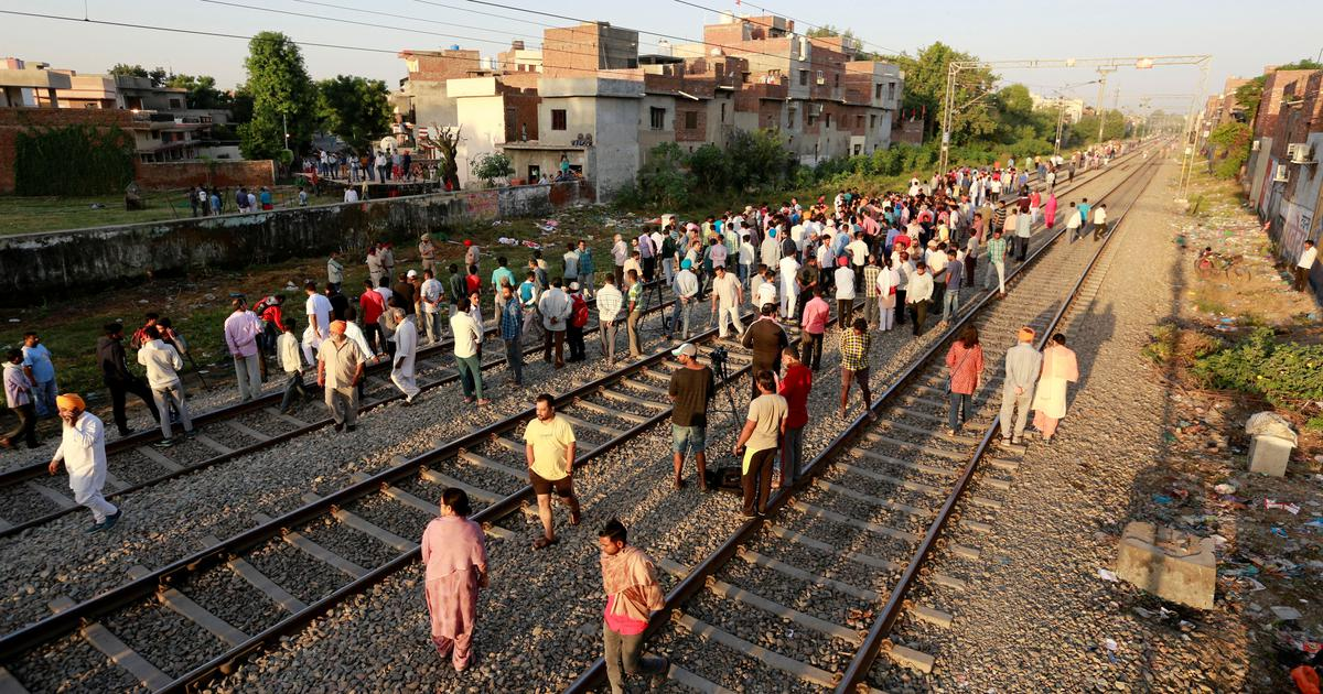 Amritsar accident could have been averted if we were informed about event: Railway Board chief