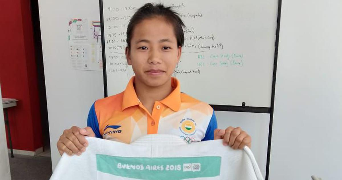 Youth Olympics silver medallist Tababi Devi to donate traditional competition attire to IOC museum