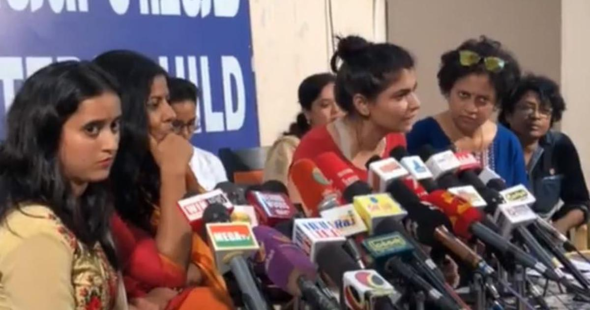 #MeToo: South Indian Film Women's Association speaks out for Chinmayi Sripaada and Leena Manimekalai