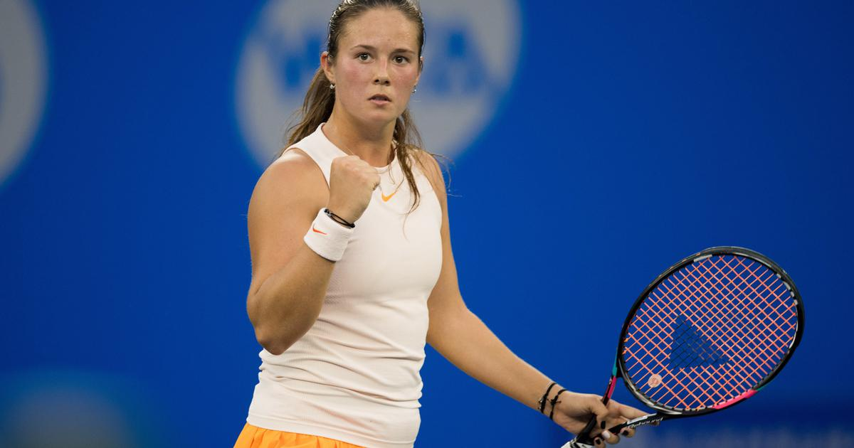 Tennis: Russia's Kasatkina ends Tunisian Jabeur's dream run; Gulbis stuns Isner