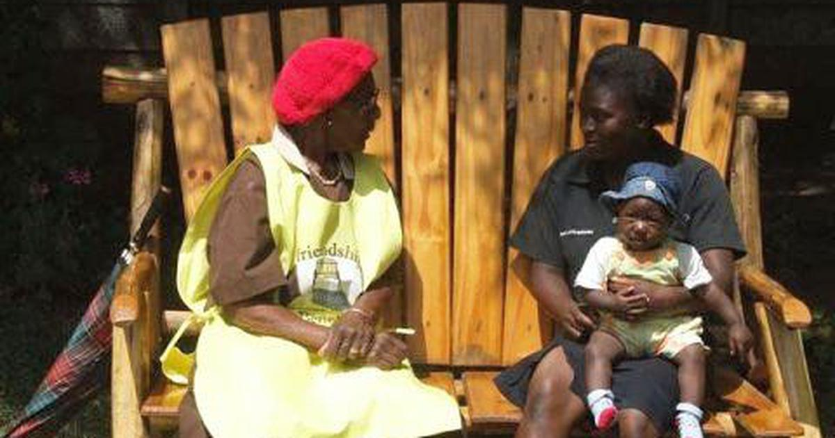 How a wooden bench in Zimbabwe is starting a revolution in mental health