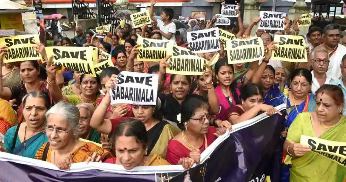 SC to hear petitions against Sabarimala judgment