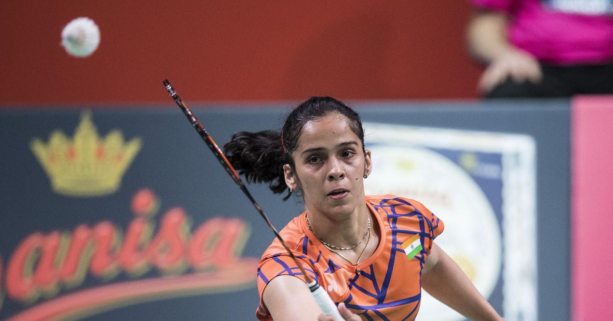 Badminton: Saina, Sameer enter quarter-finals in Barcelona; Srikanth loses to Ajay in straight games