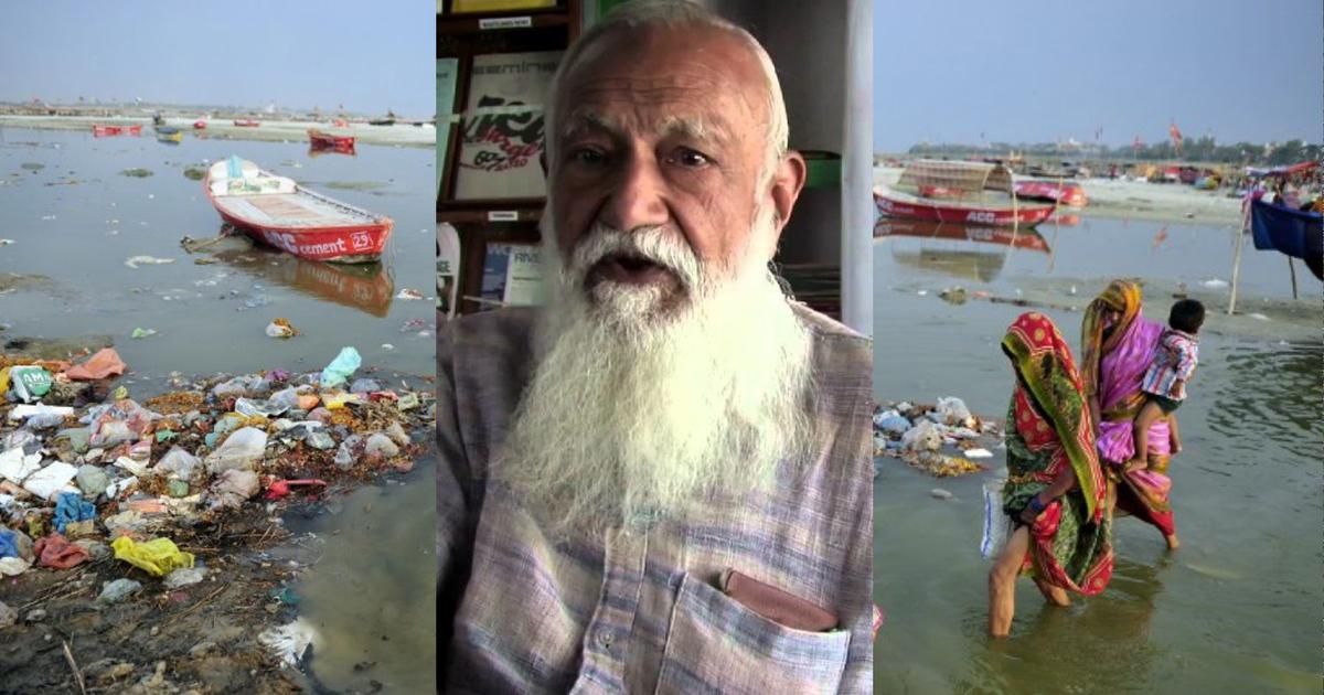 Death of Ganga activist GD Agrawal is just another sacrifice at the altar of development
