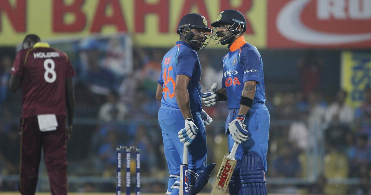 India v Windies, 5th ODI, as it happened: Rohit Sharma smashes 57* as ruthless India clinch series