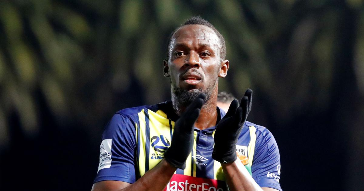 Usain Bolt offered contract by Australian football club Central Coast Mariners, claims agent
