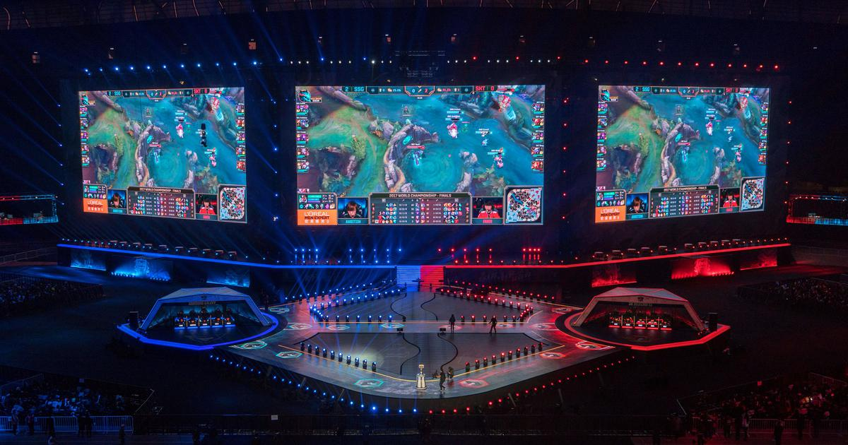 How Esports is showing sports fans a new kind of future