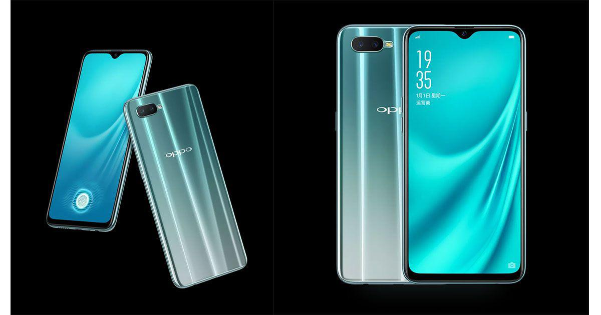 Image result for Oppo R15x   pic