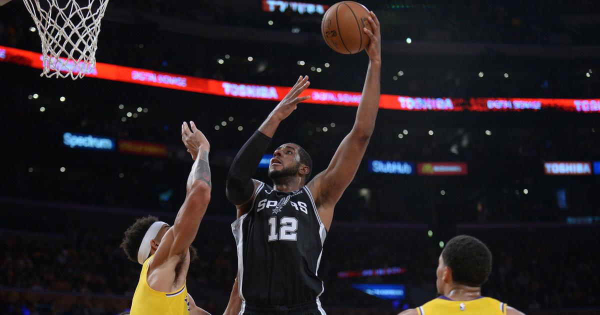 NBA: Spurs keep LeBron waiting for first Lakers win with overtime fightback, Warriors cruise