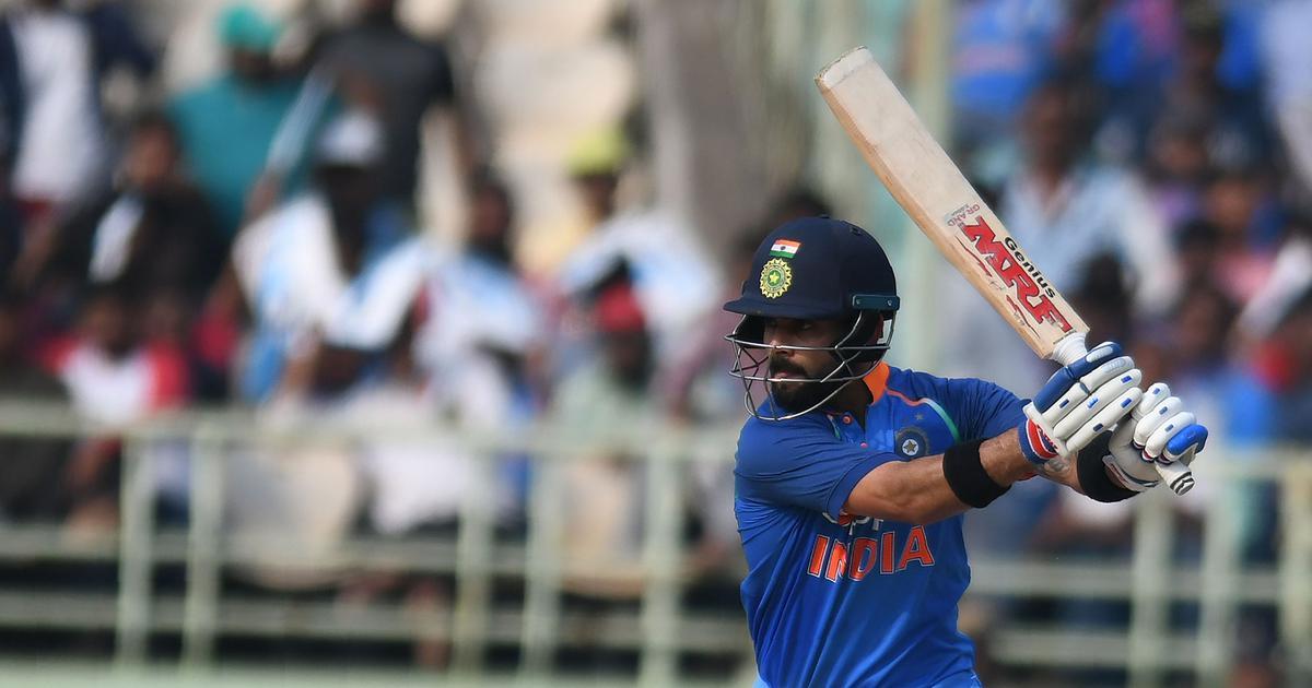 India vs Australia: Virat Kohli scores 4000 ODI runs as captain and other stats from his 41st ton