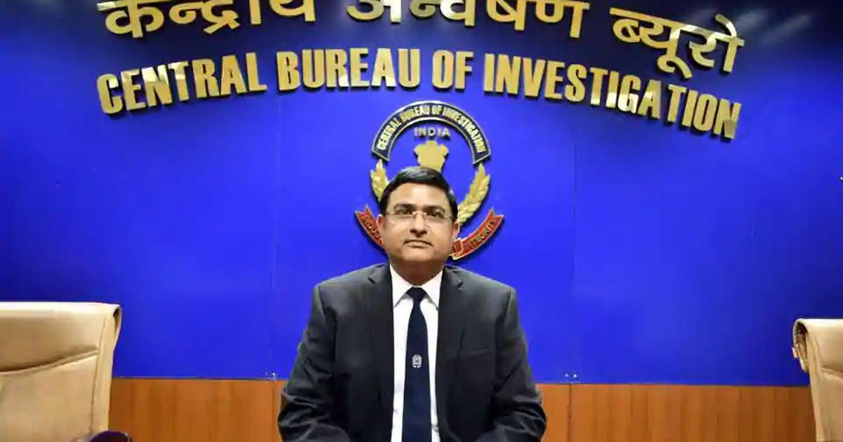 Former CBI deputy chief Rakesh Asthana appointed director general of Bureau of Civil Aviation