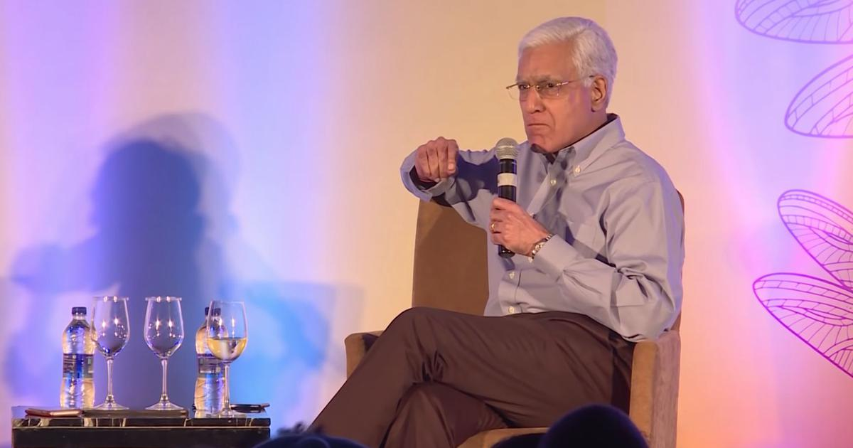 Karan Thapar has shown he is as much in control of the book as a medium as television
