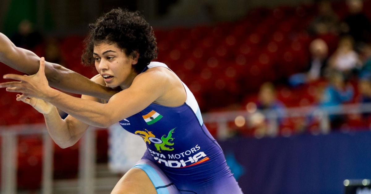 Pooja Dhanda wins bronze; India's first women's freestyle medal at World Championships in six years