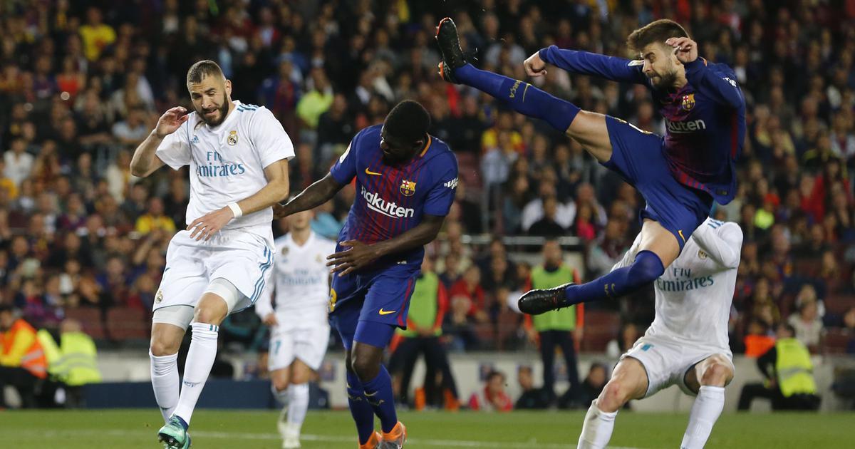 El Clasico: Real Madrid to face defending champions Barcelona in Copa del Rey semi-finals